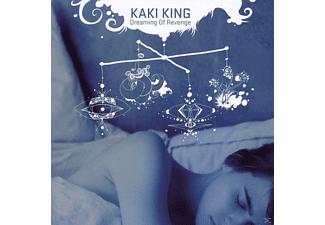 Kaki King - Dreaming Of Revenge - (CD)