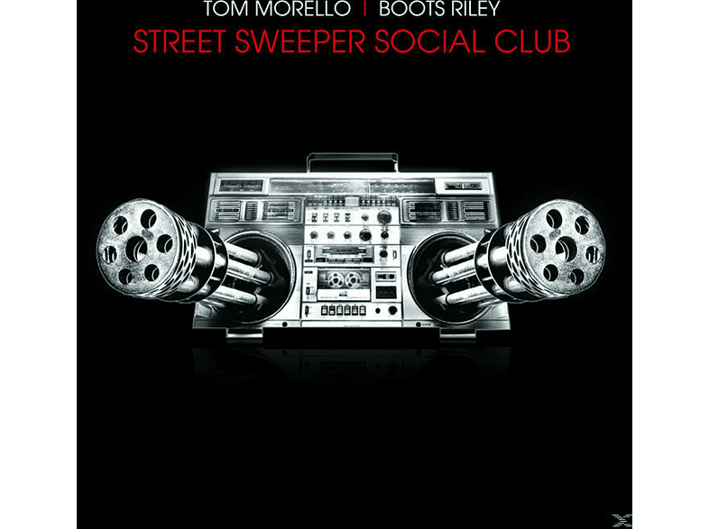 Street Sweeper Social Club - Street Sweeper Social Club [CD]