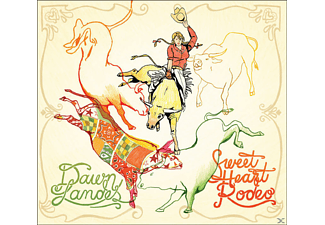 Dawn Les - Sweet Heart Rodeo - (CD)