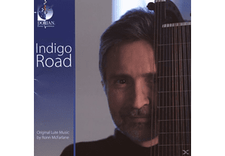 Ronn Mcfarlane - Indigo Road - (CD)