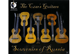 The Czar's Guitars - Souvenirs Of Russia - (CD)