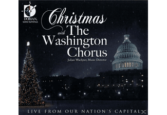 The Wachner & Washington Chorus - Christmas With The Washington Chorus - (CD)