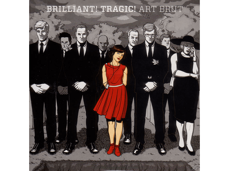 Art Brut - Brilliant!tragic! [CD]