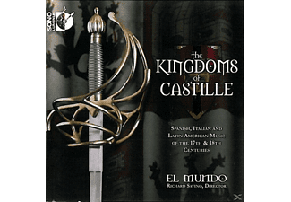 Richard Savino, El Mundo, VARIOUS - The Kingdoms of Castille - (CD)
