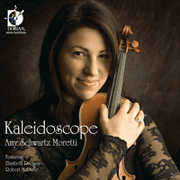 Amy Schwartz Moretti, VARIOUS - Kaleidoscope [CD]