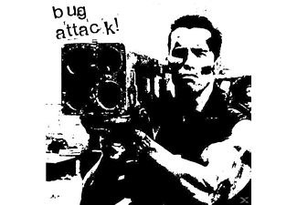 Bug Attack! - Bug Attack! EP (+Download) - (Vinyl)