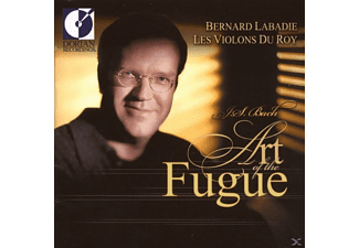 Bernard Labadie, Les Violons Du Roy - Art Of The Fugue - (CD)