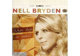 Nell Bryden - What Does It Take? - (CD)