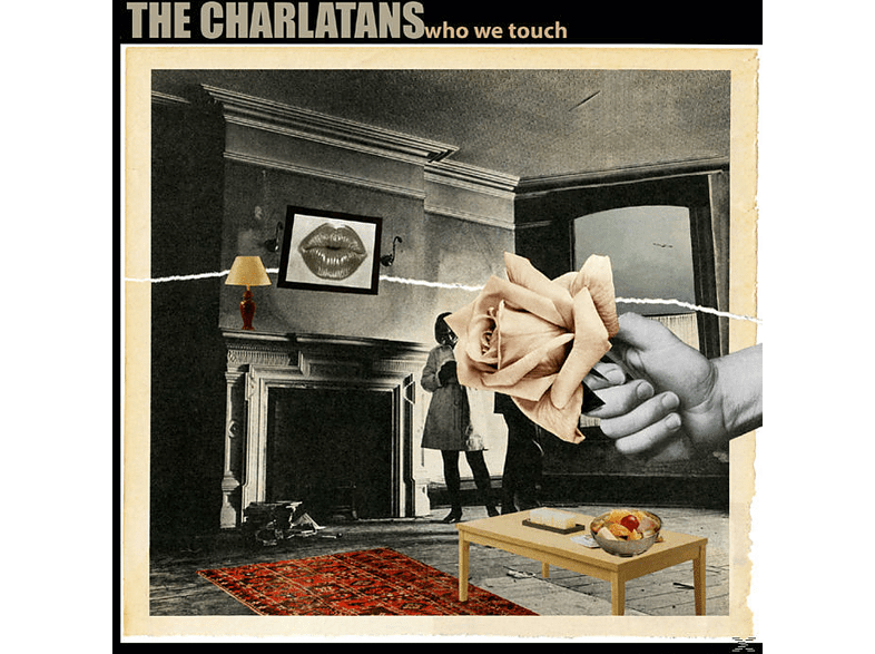 The Charlatans - Who We Touch [CD]