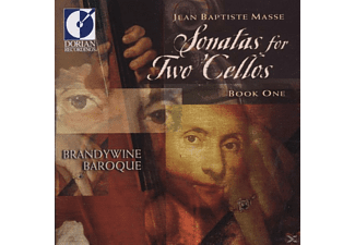 Brandywine Baroque - Masse Sonaten Für 2 Cellos - (CD)
