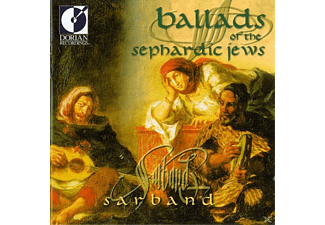 Sarband - Ballads Of The Sephardic Jews - (CD)