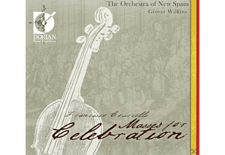 The Orchestra Of New Spain - Masses For Celebration - (CD)