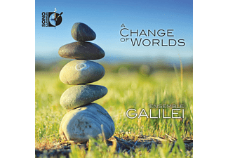 Ensemble Galilei - A Change of Worlds - (CD)