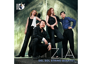 Del Sol String Quartet - Zia - (CD)