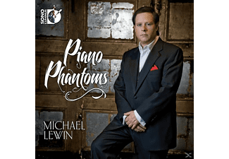 Michael Lewin - Piano Phantoms - (CD)