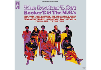 Booker T. & The M.G.'s - The Booker T.Set (Ltd.Back To Black) - (Vinyl)