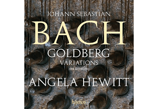 Angela Hewitt - Goldbergvariationen BWV 988 - (CD)