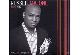 Russell Malone - Triple play - (CD)