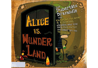 Alice Vs. Wunderland - 1 CD - Comedy/Musik/Kabarett