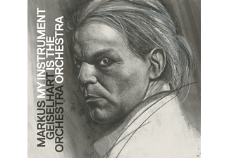 Markus Orchestra Geiselhart - My Instrument Is The Orchestra - (CD)