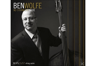 Ben Wolfe - No Strangers Here - (CD)