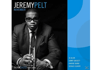 Jeremy Pelt - November - (CD)