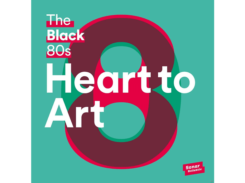 The Black 80s - Heart To Art [LP + Download]