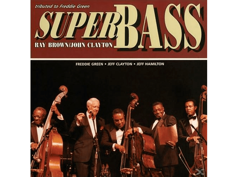 Ray Brown, John Clayton - Super Bass [Vinyl]