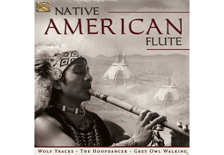 The Ojibway People - Native American Flute - (CD)