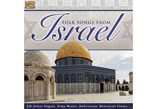 VARIOUS - Folk Songs From Israel - (CD)