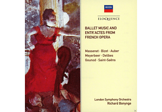 London Symphony Orchestra - Ballet Music & Entr'actes From French Opera - (CD)