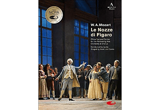 China National Centre For The Performing Arts Orchestra & Chorus - Le Nozze Di Figaro - (DVD)