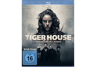 Tiger House - (Blu-ray)