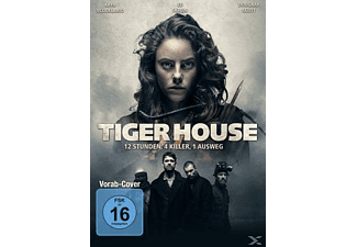 Tiger House - (DVD)
