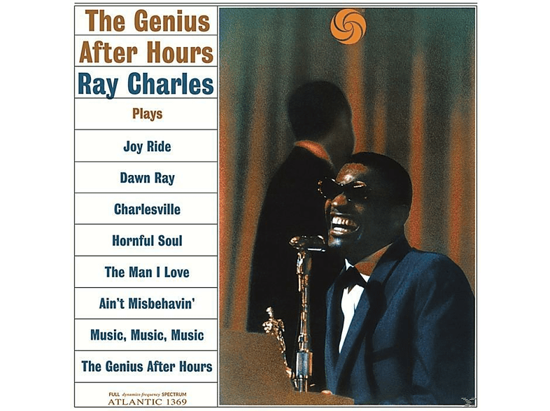 Ray Charles - The Genius After Hours [Vinyl]
