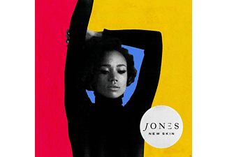 The Jones - New Skin - (CD)