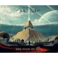 July Reign - Here Comes The Flood [CD]