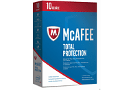 McAfee 2017 Total Protection - 10 Geräte (Code in a Box)