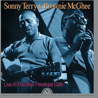 Sonny Terry, Brownie McGhee - Live At The New Penelope Café [Vinyl]
