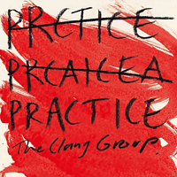 The Clang Group - Practice (LP+MP3) [LP + Download]