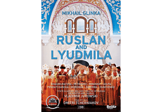 VARIOUS, Orchestra And Chorus Of The State Academic Bolchoi Theater Of Russia - Ruslan Und Ludmila - (DVD)