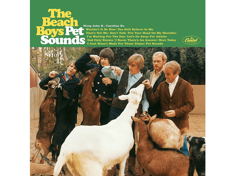 Classic Albums: Pet Sounds [Blu-ray]