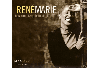 René Marie - How Can I Keep From Singing? - (CD)