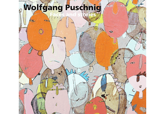 Wolfgang Puschnig - Faces And Stories - (CD)