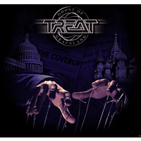 Treat - Ghost Of Graceland (Ltd.Gatefold/Black Vinyl/ [Vinyl]