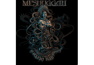 Meshuggah - The Violent Sleep Of Reason CD