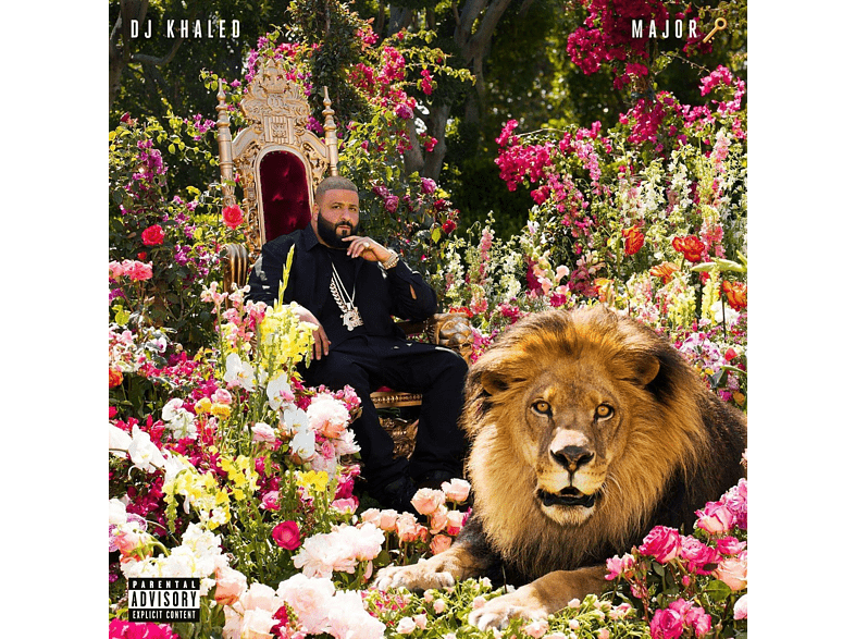 DJ Khaled - Major Key [Vinyl]