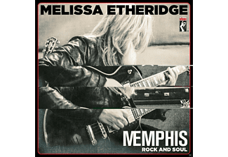 Melissa Etheridge - Memphis Rock And Soul - (CD)