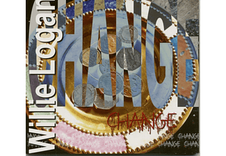 Willie Logan - Change - (CD)