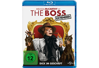 The Boss - (Blu-ray)